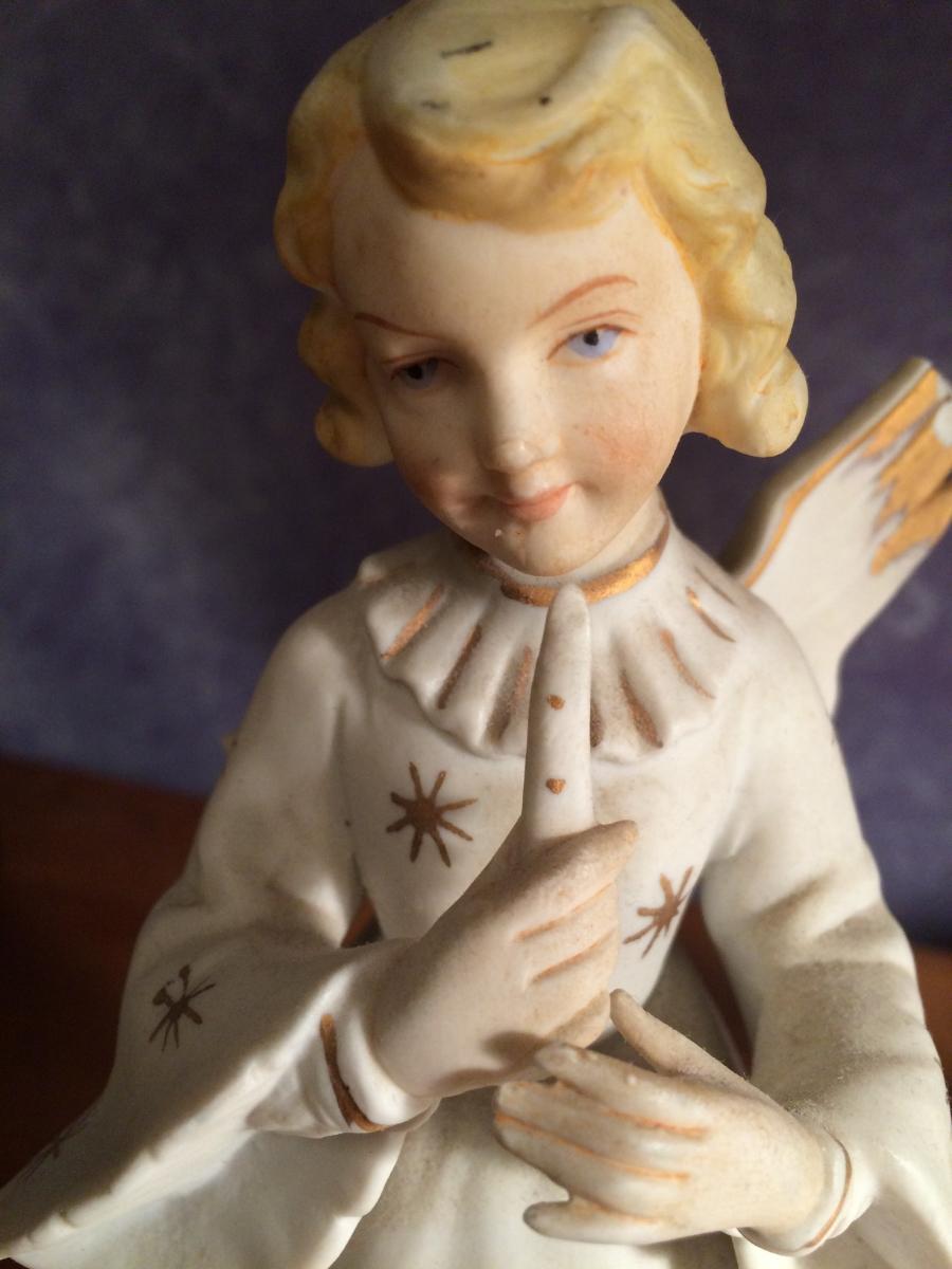Guideposts. Angels. Yep.