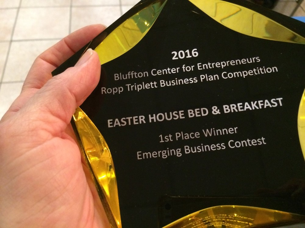emerging business award
