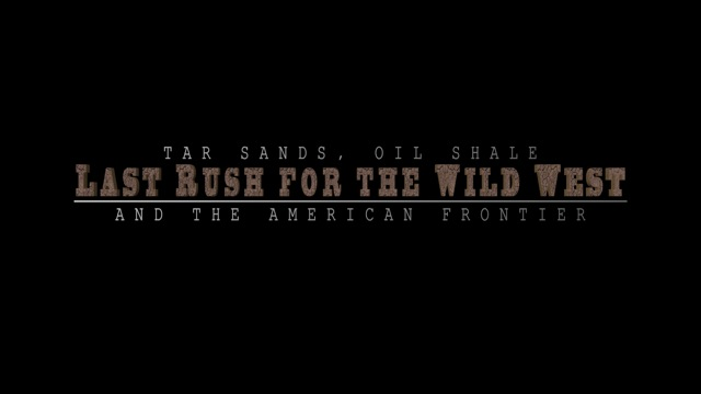Last Rush for the Wild West
