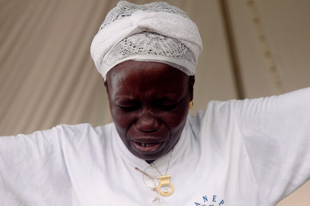 Women of Liberia Mass Action for Peace -