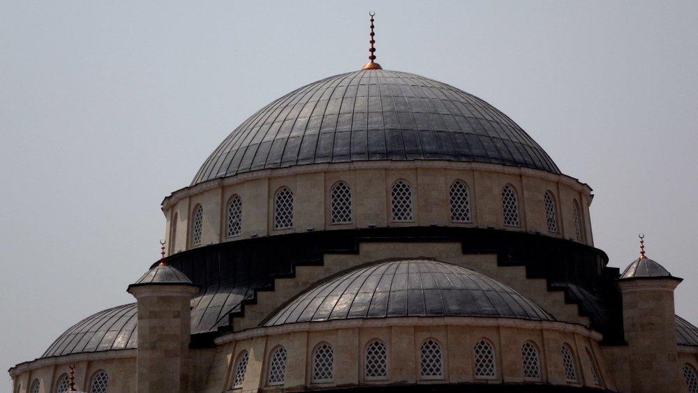 Accra Furqan Mosque (rushes) -