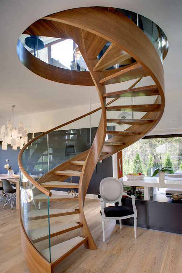 Elegant Like Many Other Staircases, A Spiral Staircase Can Be Customized, It Just  Depends On What Your Goal Is. Contact One Of Our Professional Stair  Builders For ...