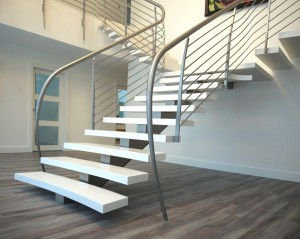 Attractive Huntington Beach Stair Contractors | Stair Builders | Custom Stairs