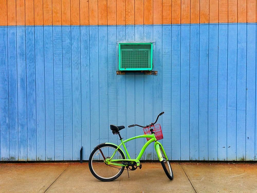 Bike Series, Number 1