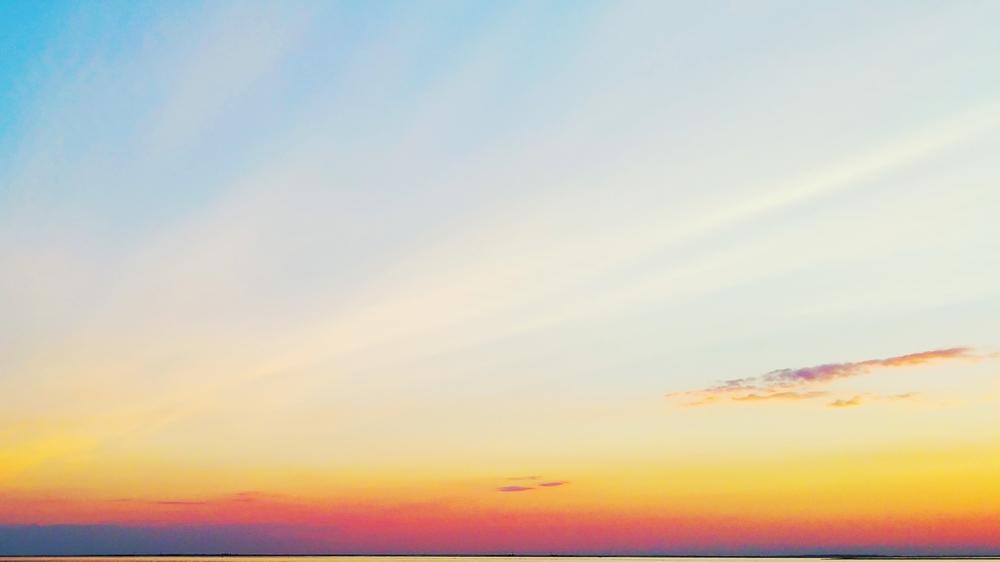 Southwest Evening Sky