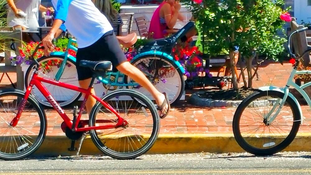 Bike Series, Number 3