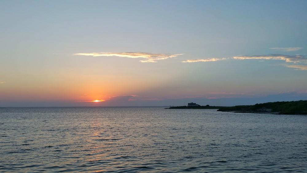 Bay Isle Sunset