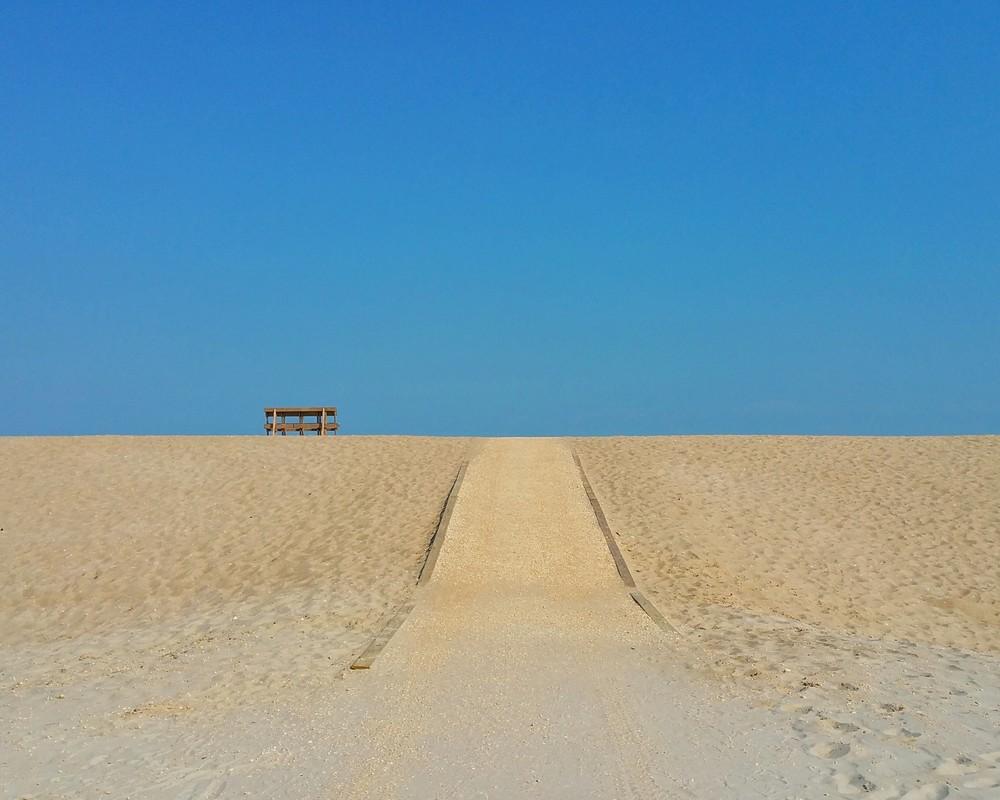 Dune Bench