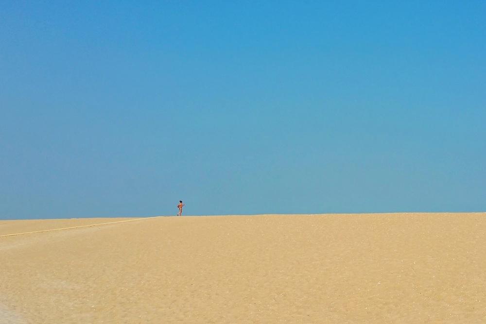 Dune Woman