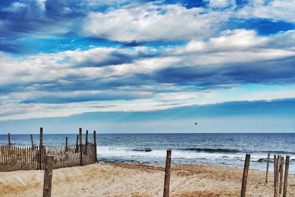 Beach One, early November
