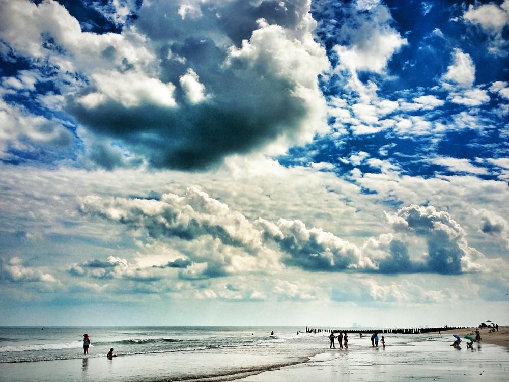 June Beach Day