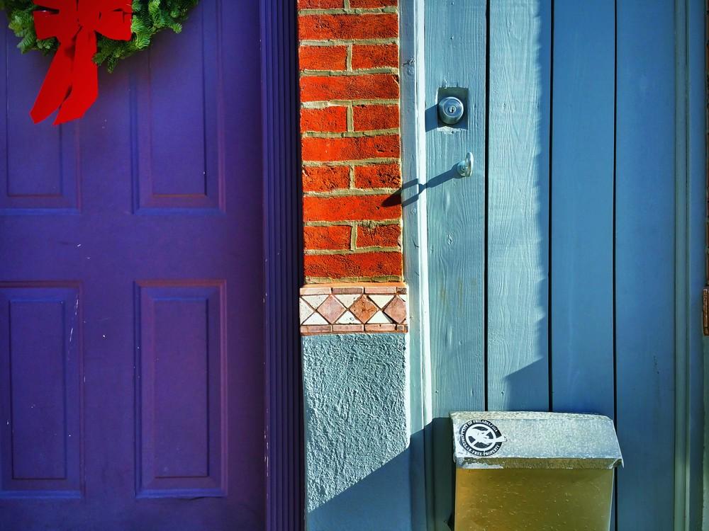 Door Divider