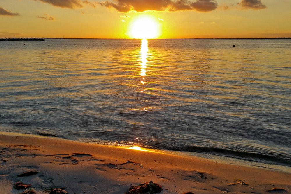 Sunset 9-24