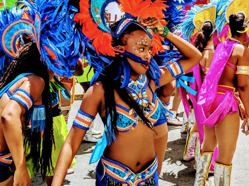 Parade Dancer