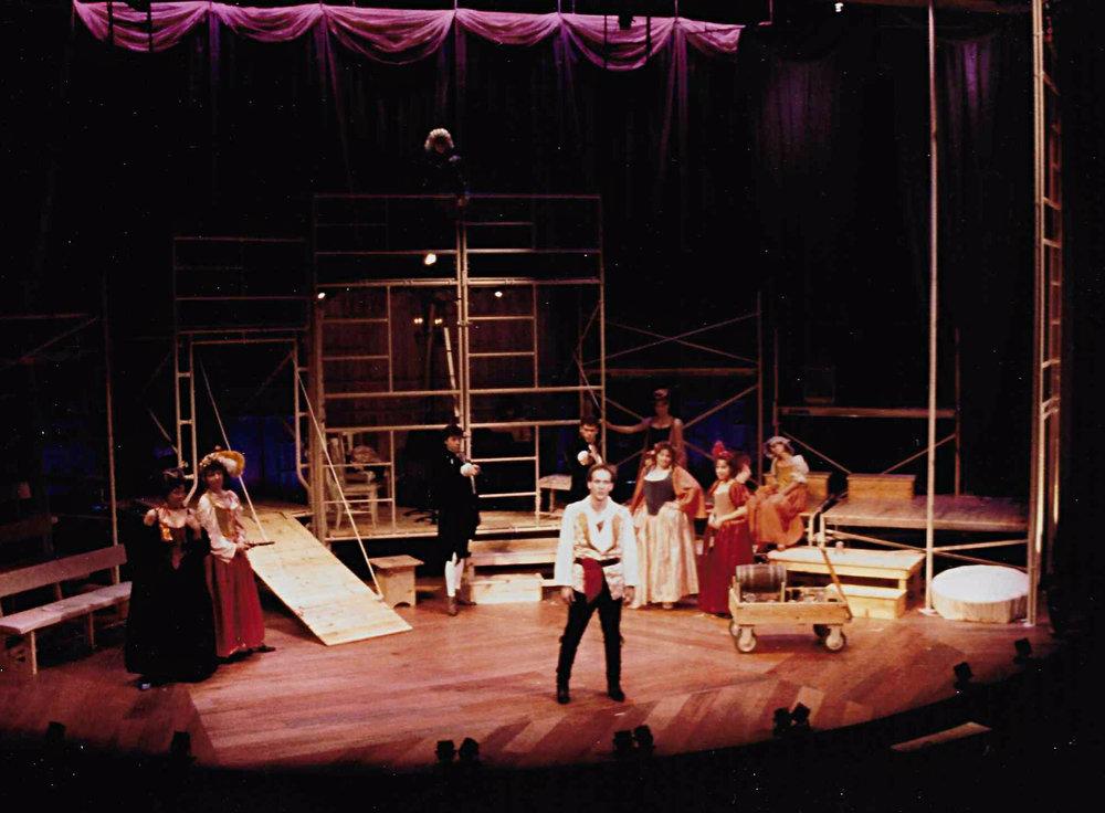 Beggar's Opera - Delaware Theatre Company