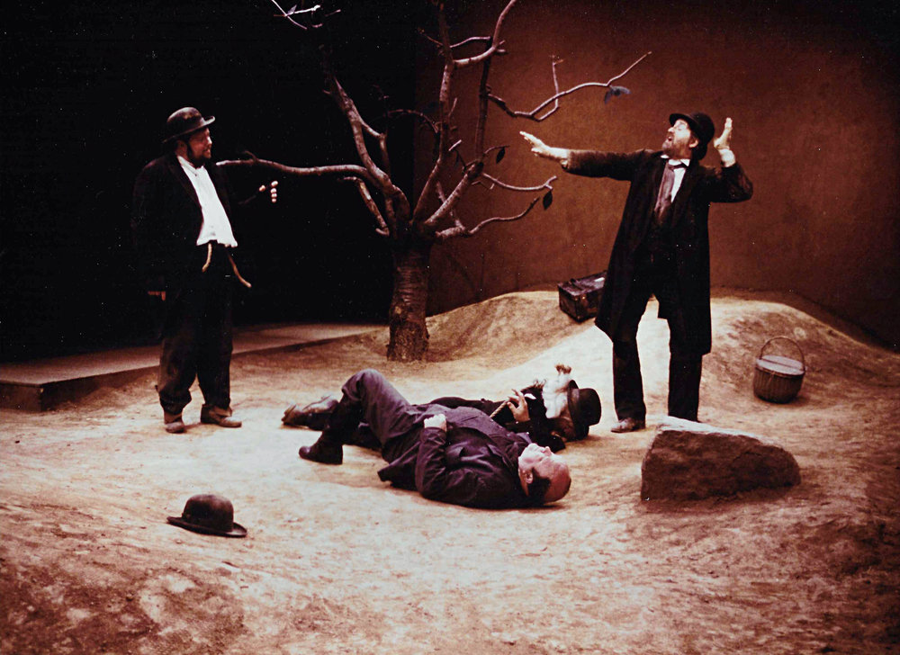 Waiting for Godot - Villanova University Theatre