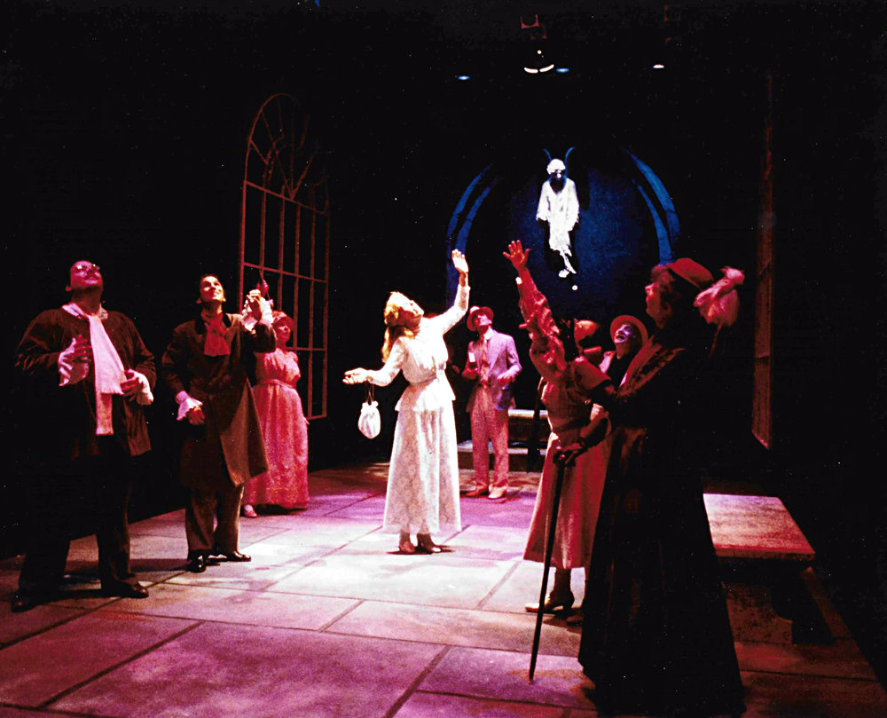 Eccentricities of a Nightingale - Villanova University Theatre