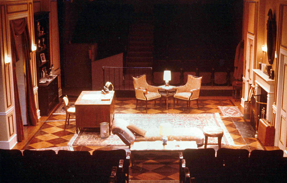 Dial M for Murder - Delaware Theatre Company, Firehouse