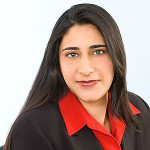 Sadéka Hédaraly, Conseillère juridique principale Aecom