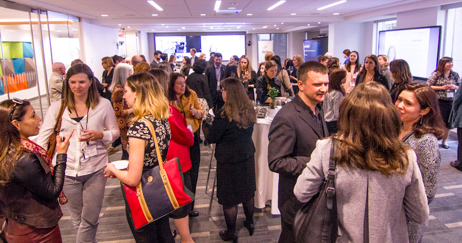 British Columbia: 2017 WIN Awards reception