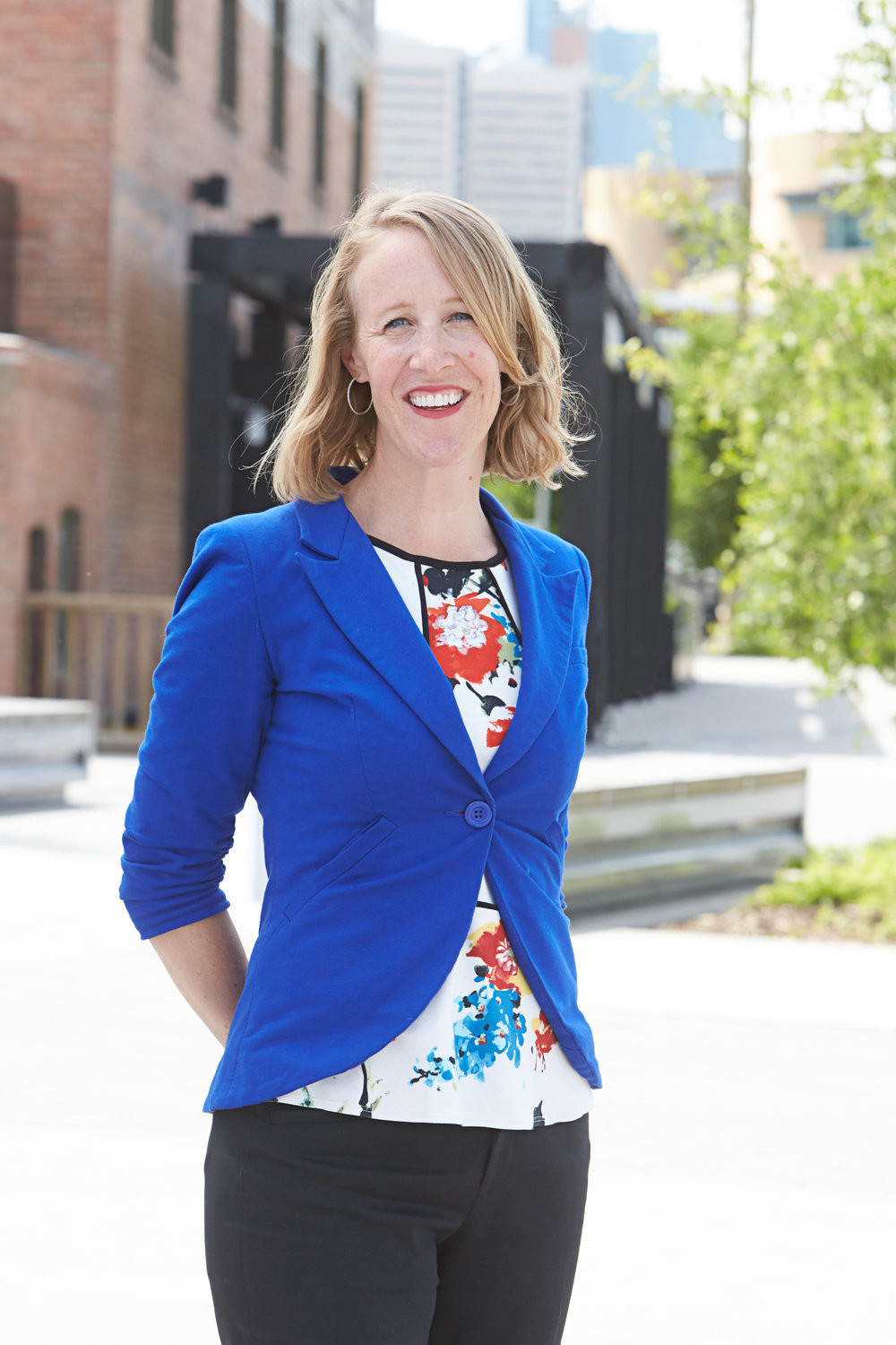 Kate Thompson - Vice President of DevelopmentCalgary Municipal Land Corporation