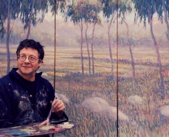 Portrait by Donna Granata - 1998