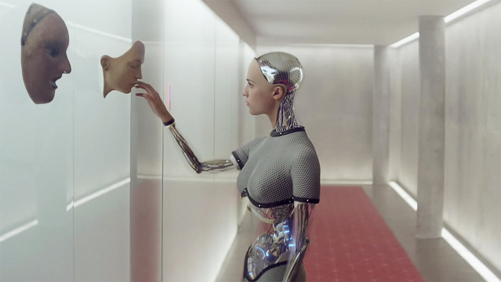 -  Ex Machina (2014)