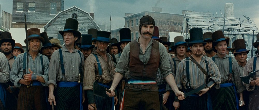 -  Gangs of New York (2002)