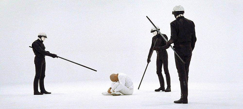 -  THX 1138 (1971)
