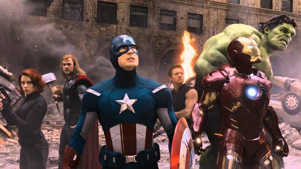 -  The Avengers (2012)
