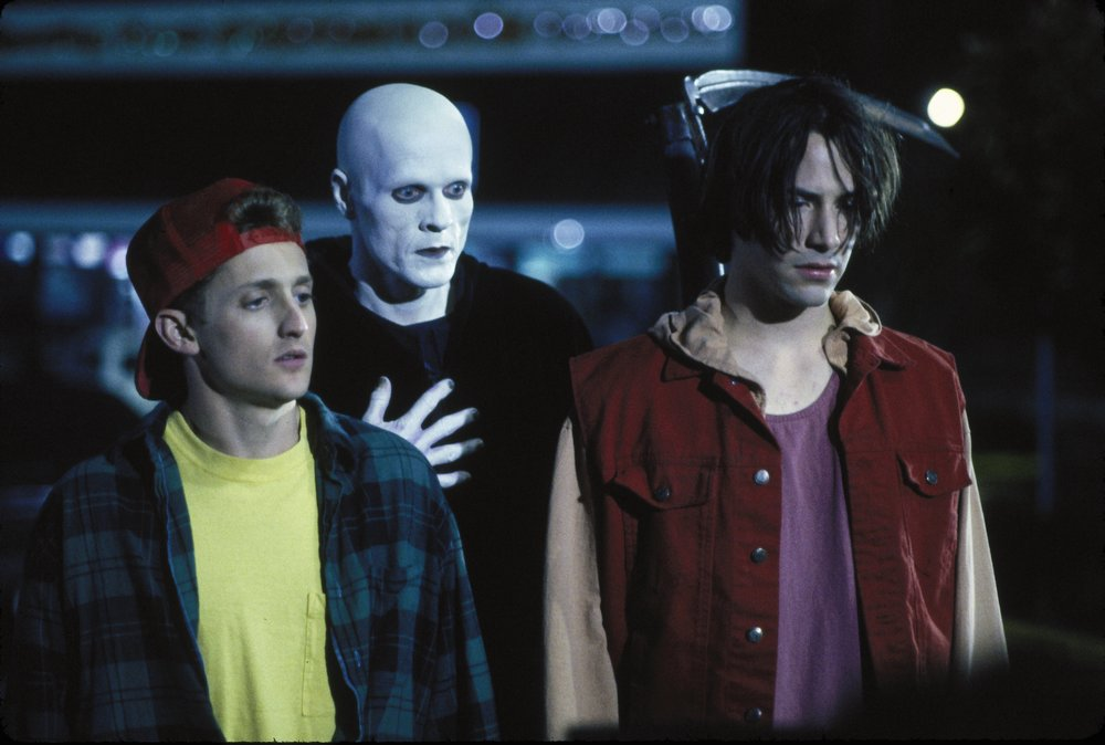 -  Bill & Ted's Bogus Journey (1991)