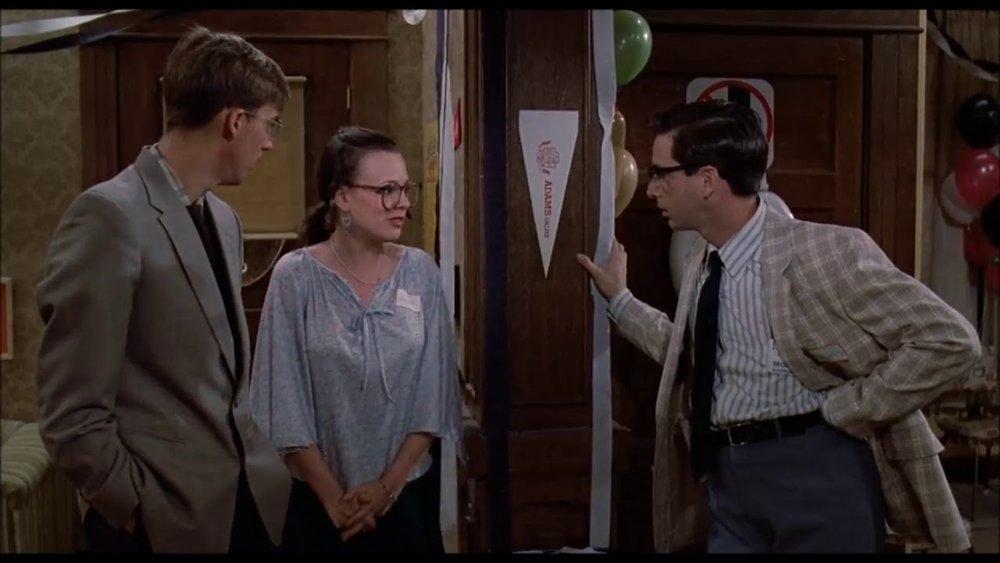 -  Revenge of the Nerds (1984)