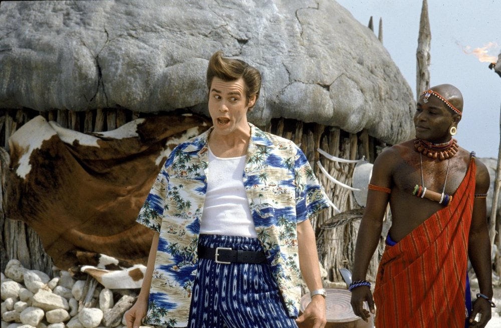 -  Ace Ventura: When Nature Calls (1995)