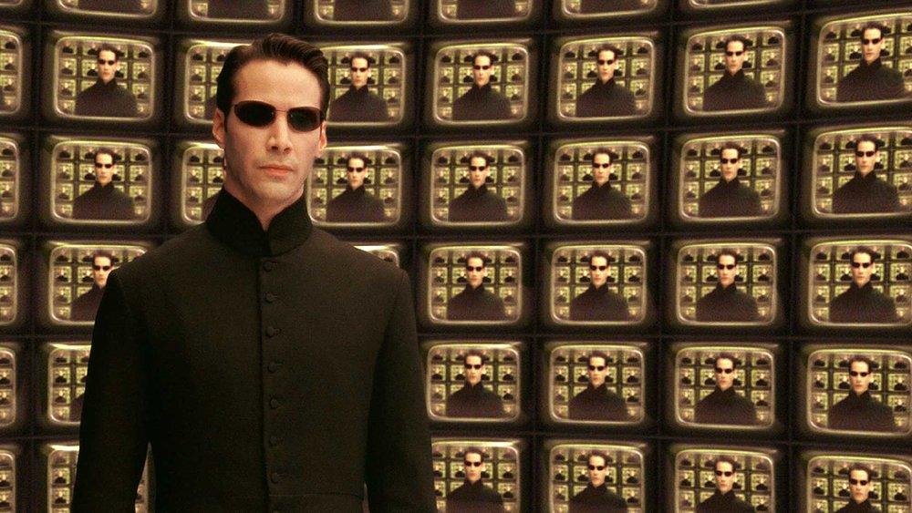 -  The Matrix Reloaded (2003)