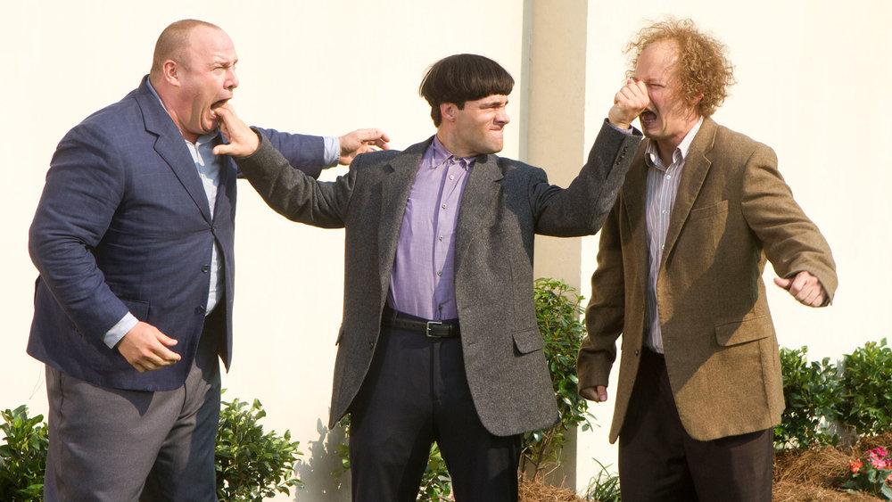 -  The Three Stooges (2012)