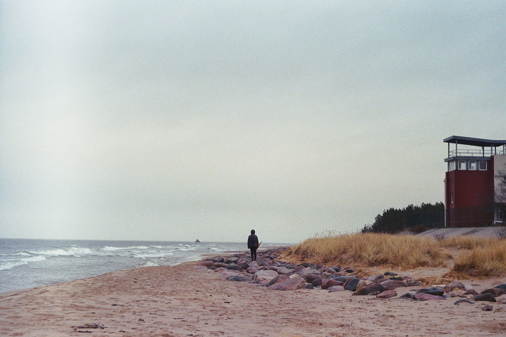 Riga, Latvia - 2016  Zenit 11 camera, Kodak Ultramax 35mm film