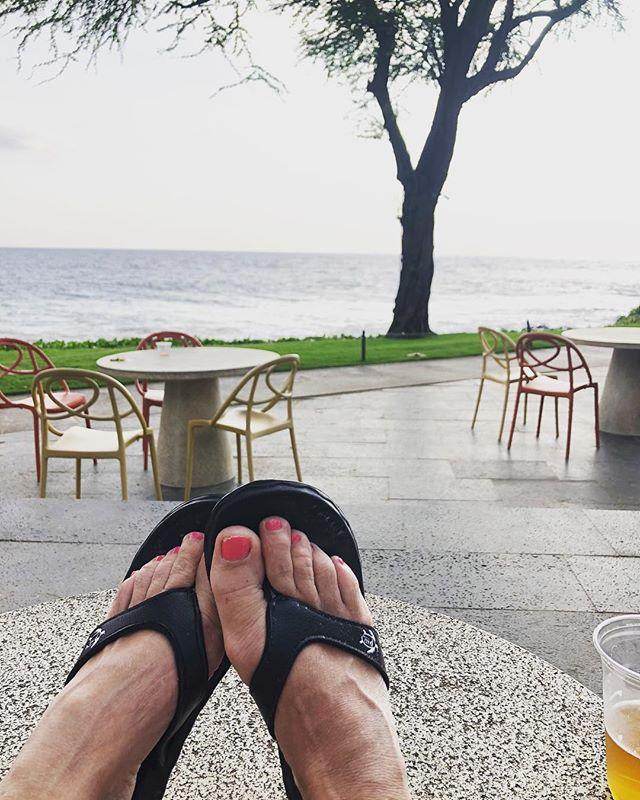 Style Kona in Maui!! #palihawaii #palihawaiisandals #paliehawaiijandals #jandals