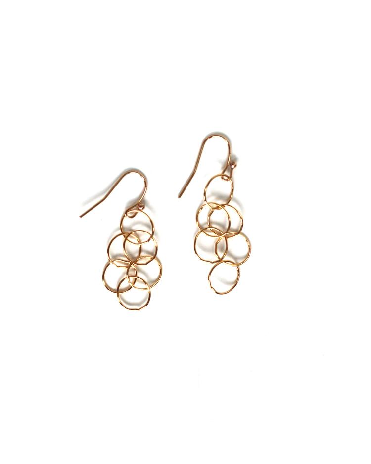 Small Loopy Earring — Jennifer Tuton