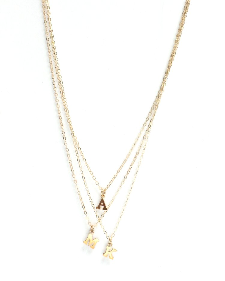 charm risingg three layer from with access o chain necklace shell gold order online