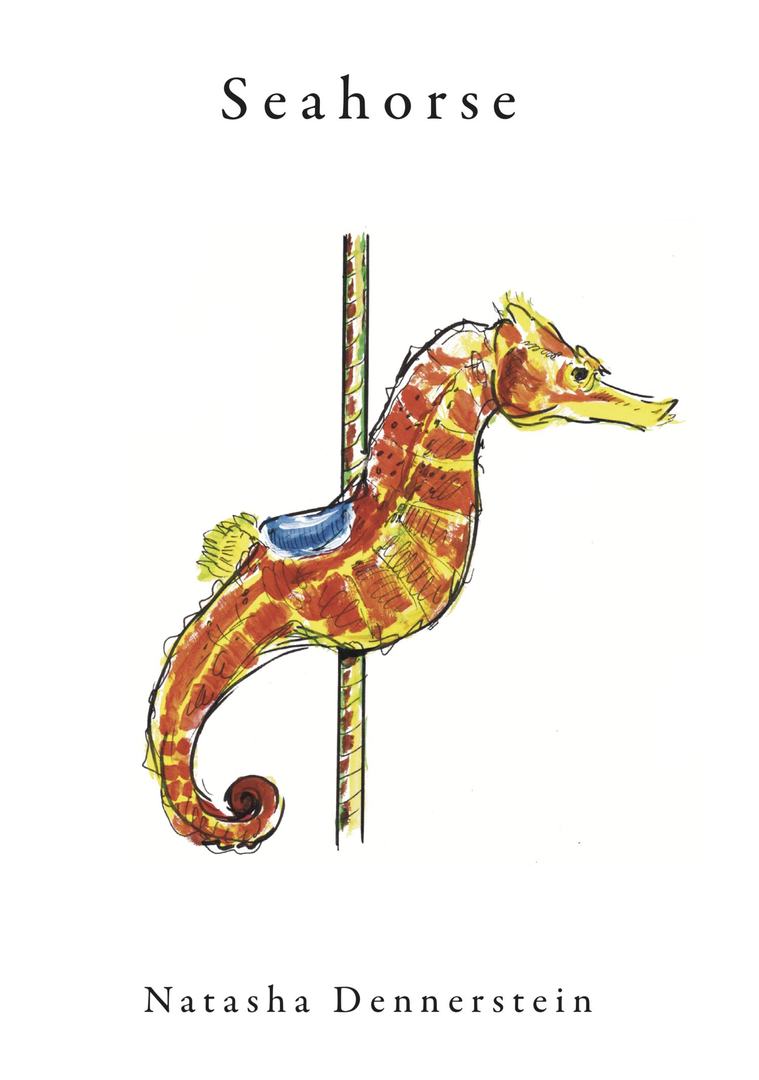 seahorse by natasha dennerstein nomadic press
