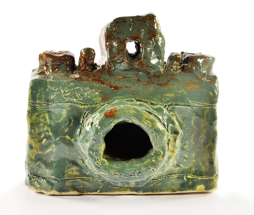 Alan Constable, untitled, 2016, glazed ceramic, Courtesy of The Gallery of Everything