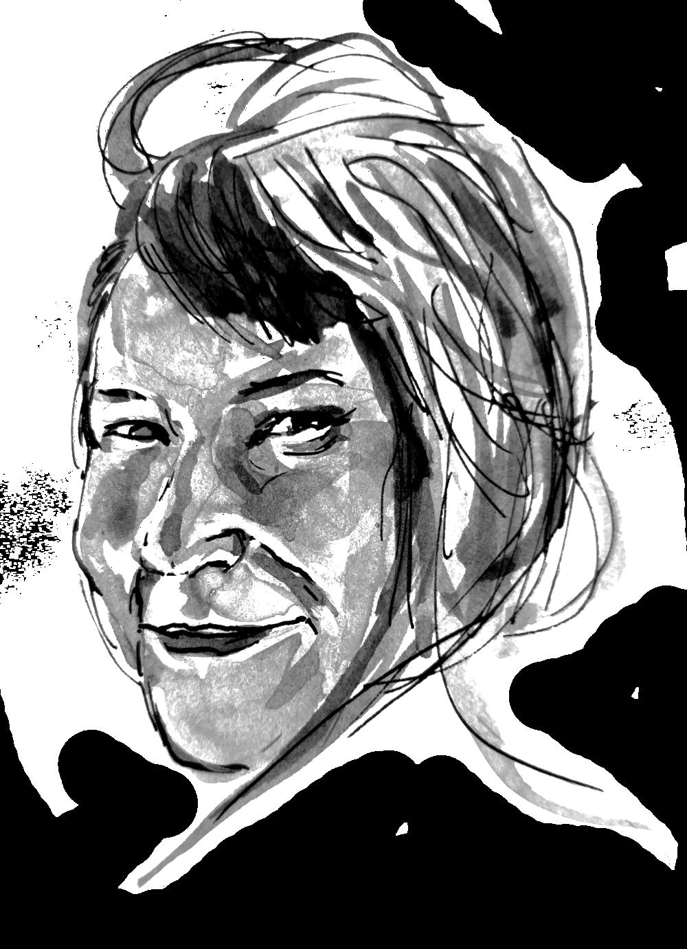 Portrait by  Arthur Johnstone