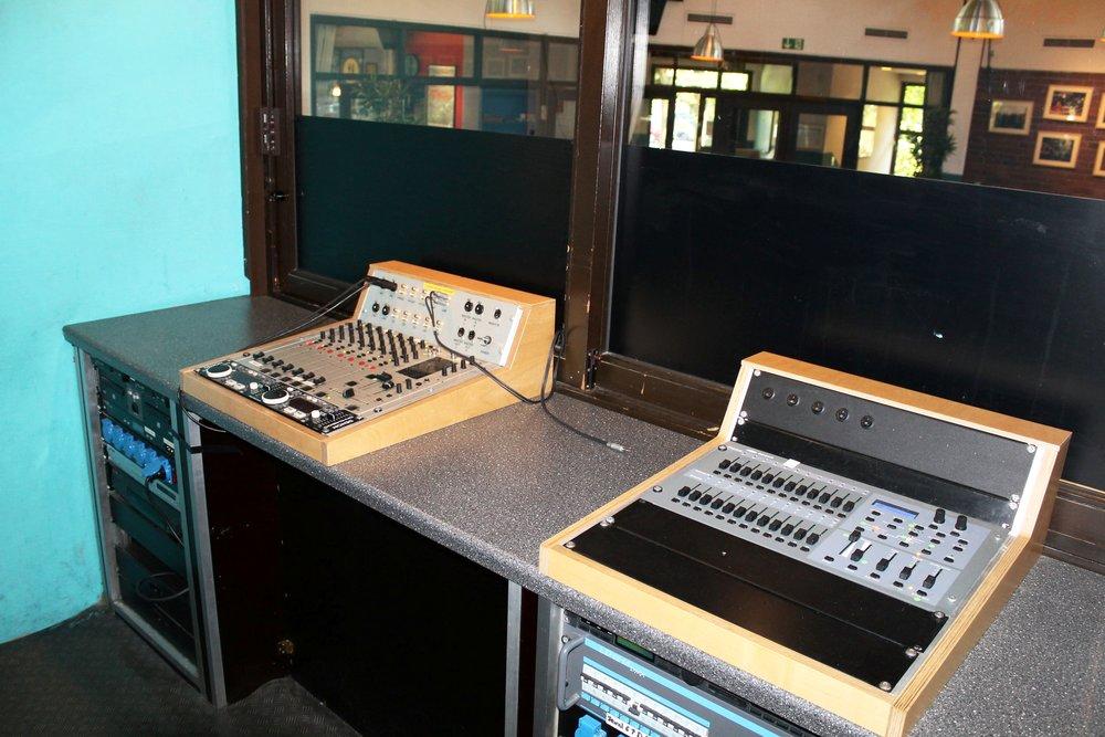 Die DJ-Box