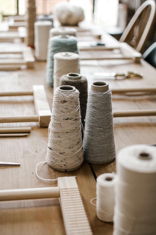 The Forge | Loom Weaving Workshop Peas & Needles 15.jpg