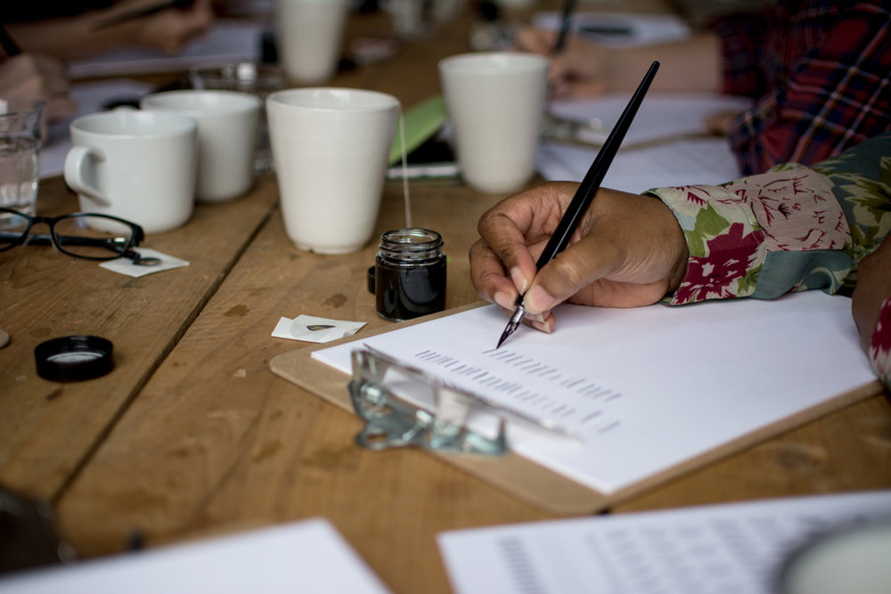 © Silkie Lloyd | Immie Owen Calligraphy Workshop15.jpg