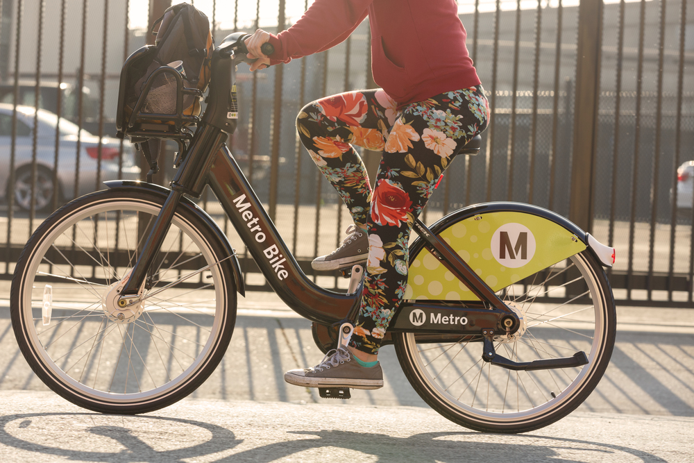 Metro Bike Share in Los Angeles