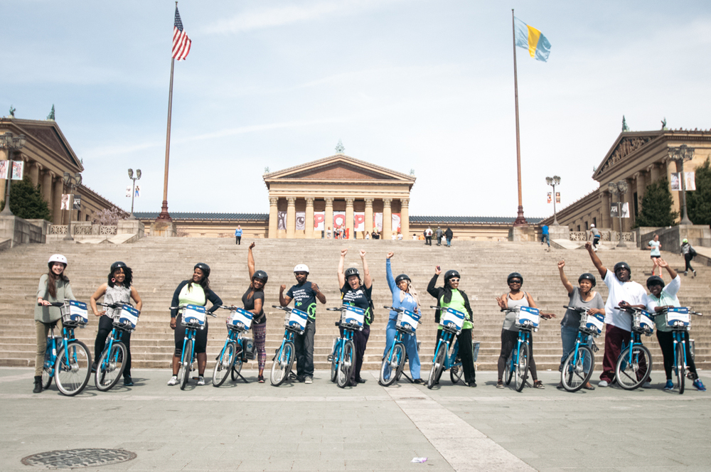 Indego Bike Share in Philadelphia