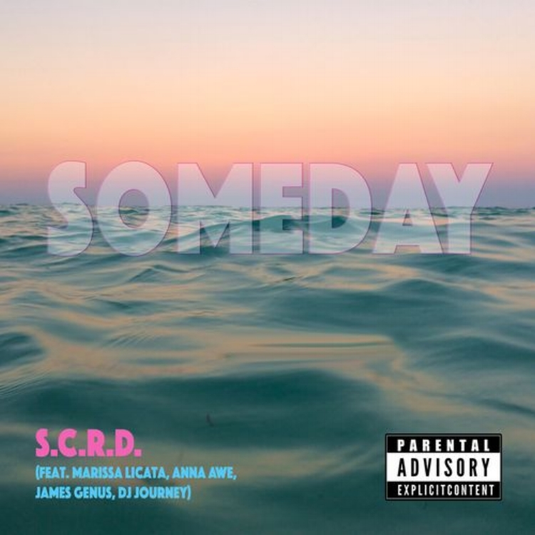 02.18.18 - S.C.R.D. - SOMEDAY (Re-release)