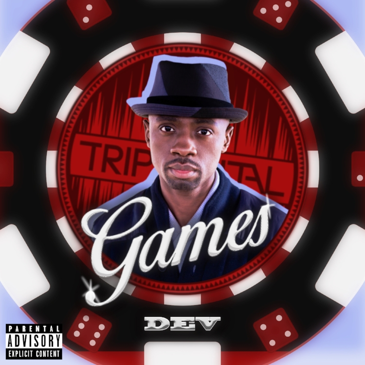 AVAILABLE ON 05.11.18 - DEV - GAMES (Prod. by DJ JOURNEY)