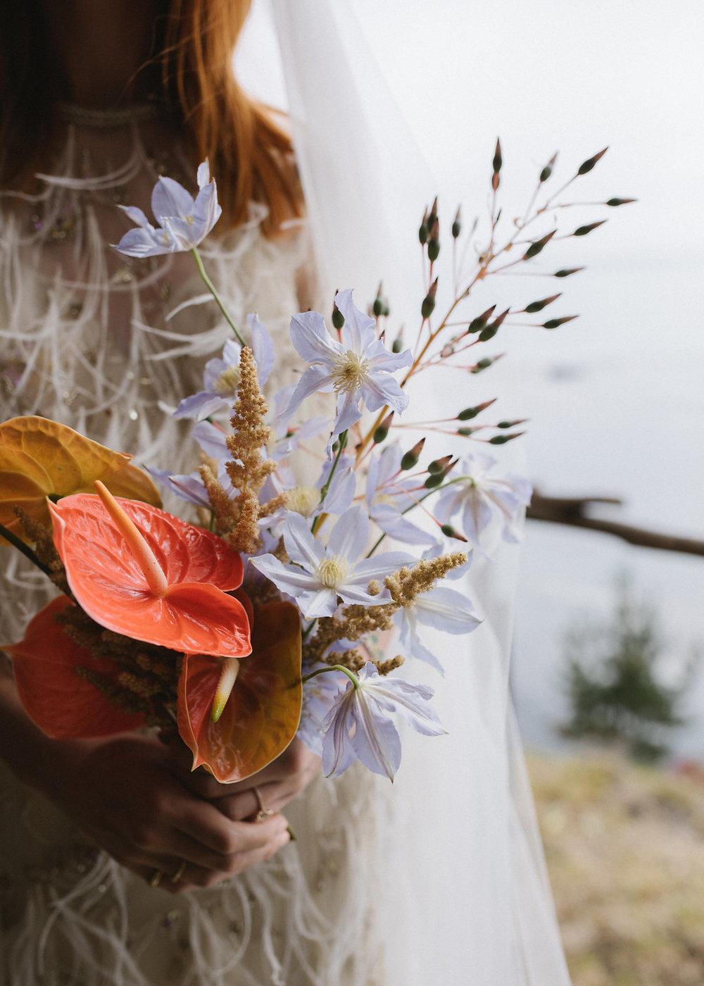 Wedding in Big Sur, California